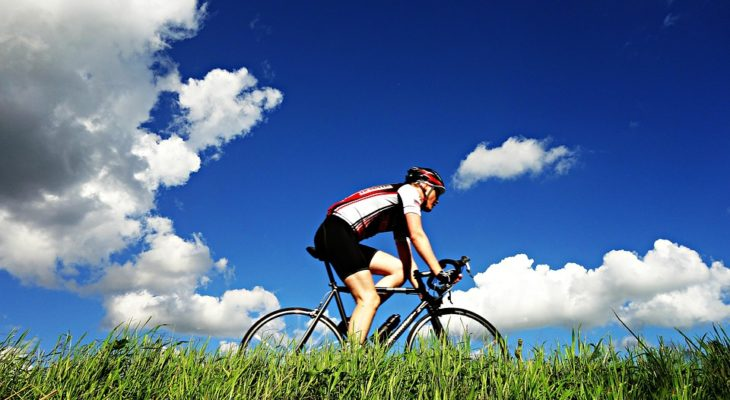 How Cycling Improves Your Well-Being