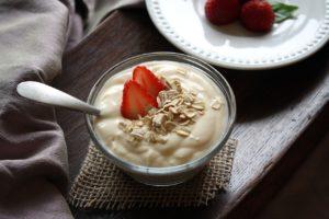 probiotic yogurt